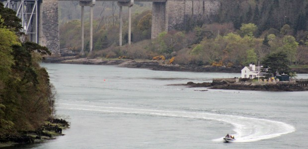 ribrides to Britannia Bridge